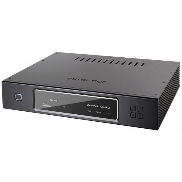 Сетевой проигрыватель Aurender N10 4Tb Black сетевой проигрыватель electrocompaniet ecm 2