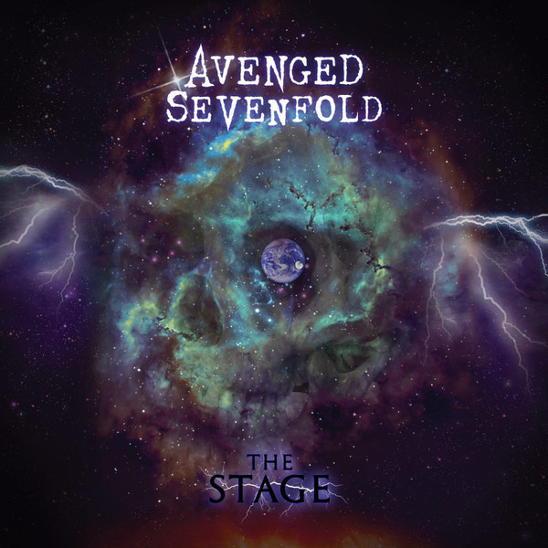Avenged Sevenfold Avenged Sevenfold - The Stage (2 LP) the black keys the black keys el camino 2 lp