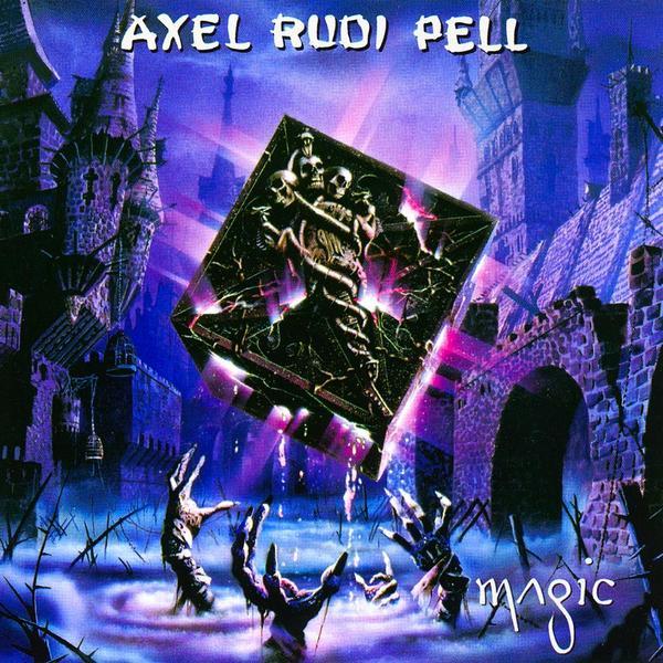 Axel Rudi Pell Axel Rudi Pell - Magic (2 Lp+cd) барбра стрейзанд barbra streisand partners 2 lp cd