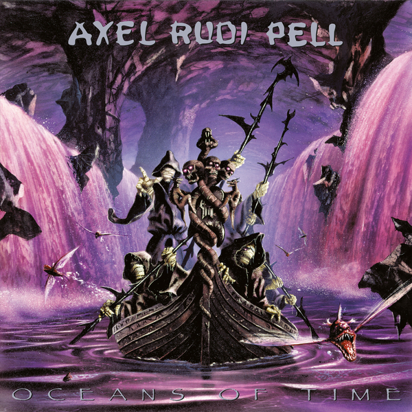 цены на Axel Rudi Pell Axel Rudi Pell - Oceans Of Time (2 Lp+cd) в интернет-магазинах
