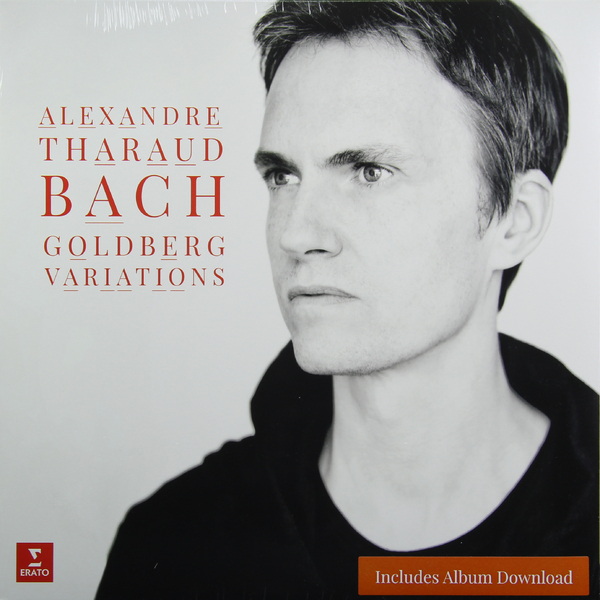 BACH BACH - GOLDBERG VARIATIONS