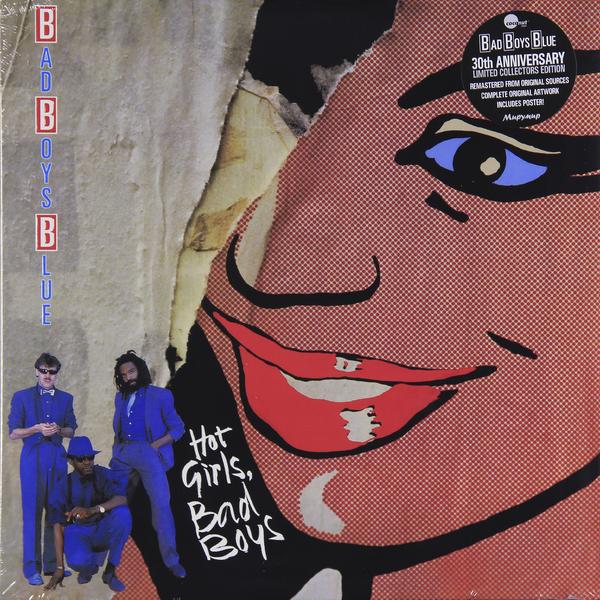 BAD BOYS BLUE BAD BOYS BLUE - HOT GIRLS, BAD BOYS