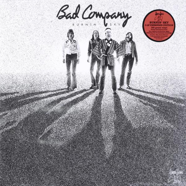 Bad Company Bad Company - Burnin' Sky (2 Lp, 180 Gr) guano apes guano apes proud like a god 180 gr colour