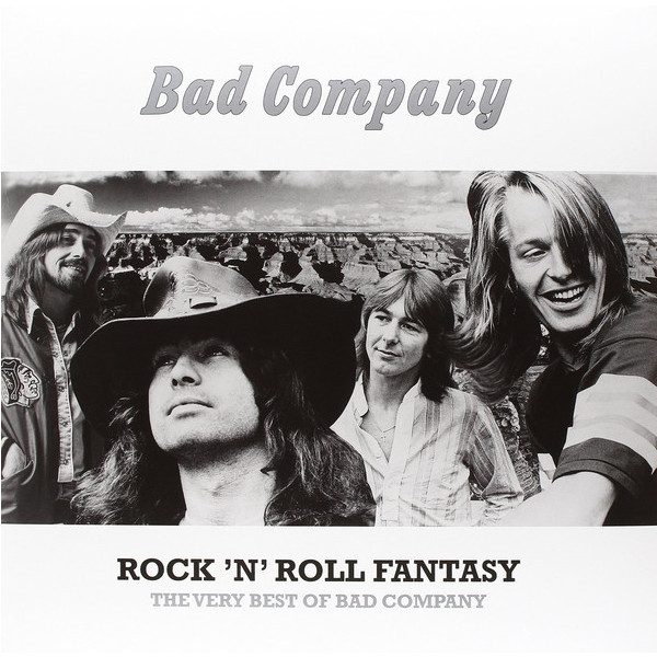 Bad Company Bad Company - Rock N Roll Fantasy: The Very Best Of Bad Company (2 LP) цена