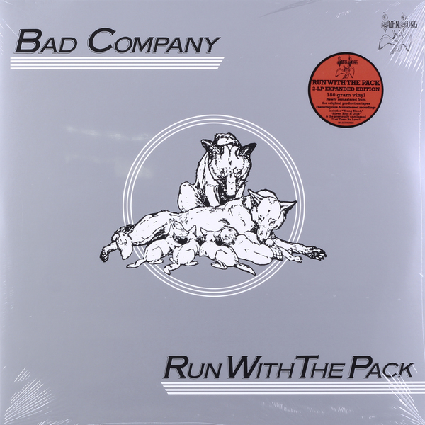 Bad Company Bad Company - Run With The Pack (2 Lp, 180 Gr) global elementary coursebook with eworkbook pack