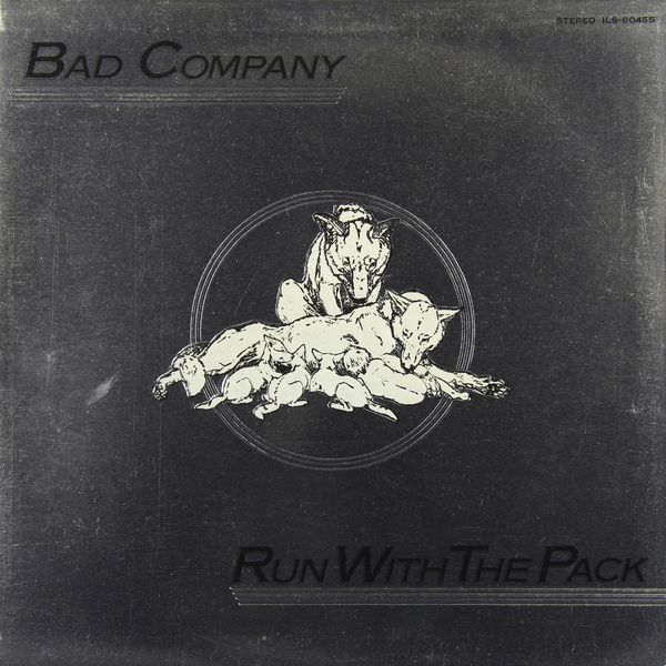 Bad Company Bad Company - Run With The Pack (japan Original. 1st Press) (винтаж) richard wright richard wright wet dream 1st press japan original master sound винтаж