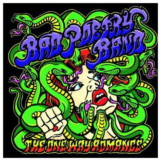 Bad Poetry Band Bad Poetry Band - One Way Romance french poetry