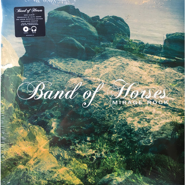 Band Of Horses Band Of Horses - Mirage Rock (180 Gr) guano apes guano apes proud like a god 180 gr colour