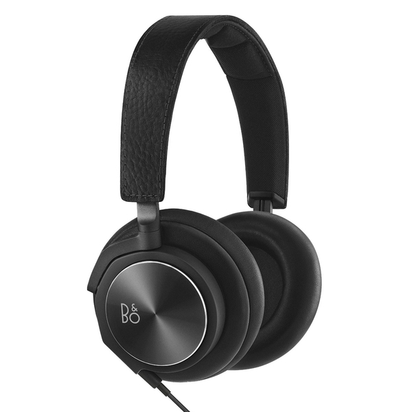 Охватывающие наушники Bang & Olufsen BeoPlay H6 2nd Generation Black Leather