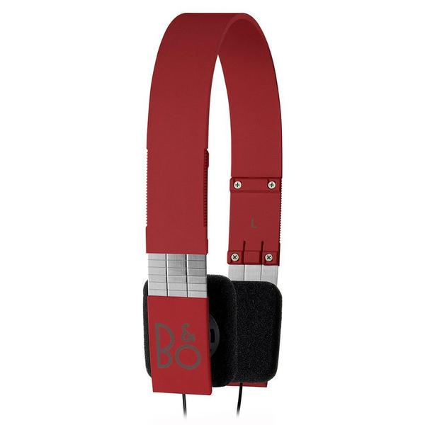 Накладные наушники Bang & Olufsen Form 2i Red накладные наушники bang