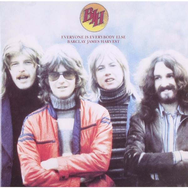 Barclay James Harvest Barclay James Harvest - Everyone Is Everybody Else james chellis mcsa
