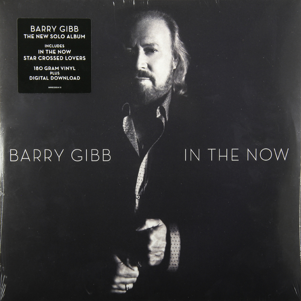 Barry Gibb Barry Gibb - In The Now (2 Lp, 180 Gr) guano apes guano apes proud like a god 180 gr colour