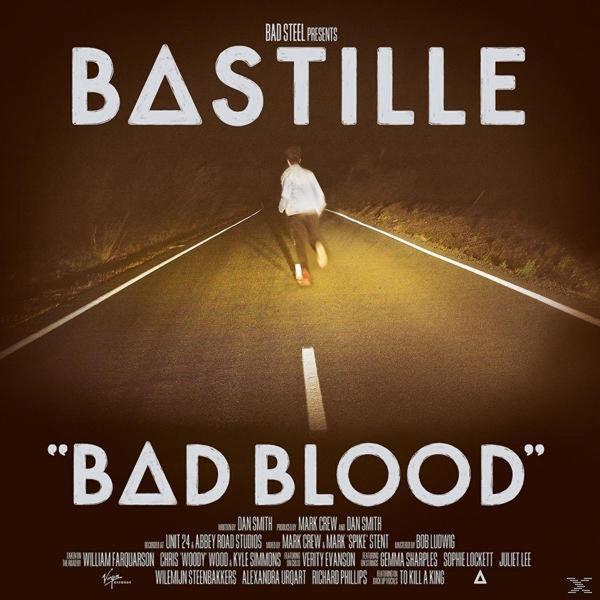 BASTILLE BASTILLE - BAD BLOOD жидкость bad drip bad blood 60мл 3мг