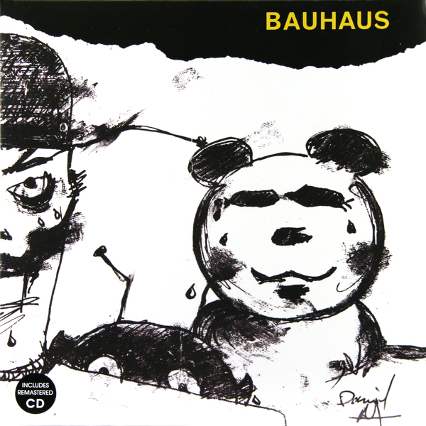 Bauhaus Bauhaus - Mask (lp + Cd) vildhjarta vildhjarta masstaden lp cd