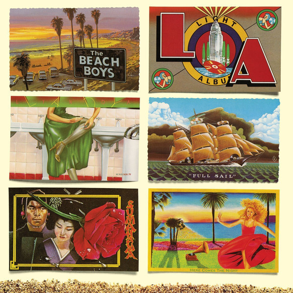 BEACH BOYS BEACH BOYS - L. A. (LIGHT ALBUM)