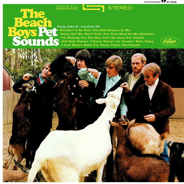 BEACH BOYS BEACH BOYS - PET SOUNDS