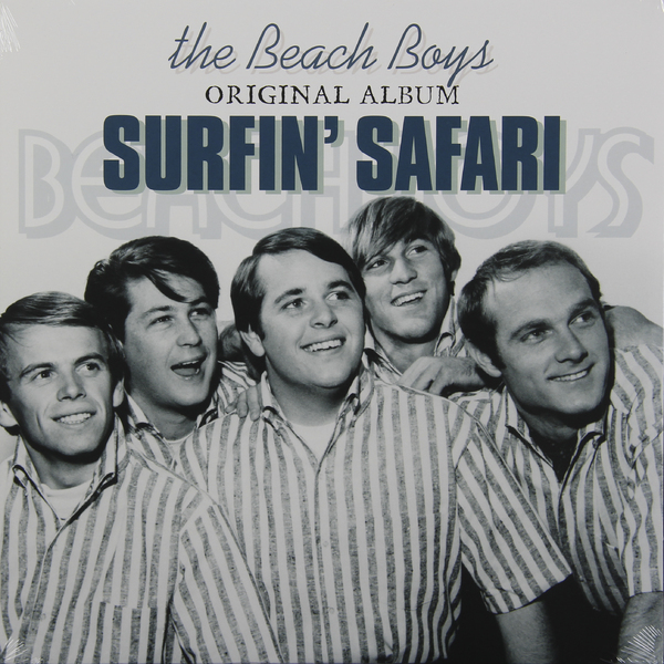 BEACH BOYS BEACH BOYS - SURFIN' SAFARI