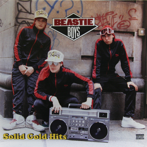 Beastie Boys Beastie Boys - Solid Gold Hits (2 LP)