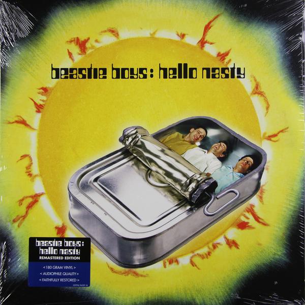 BEASTIE BOYS BEASTIE BOYS - HELLO NASTY (2 LP)