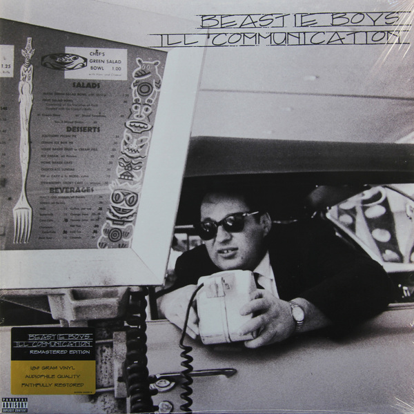 Beastie Boys Beastie Boys - Ill Communication (2 Lp, 180 Gr)