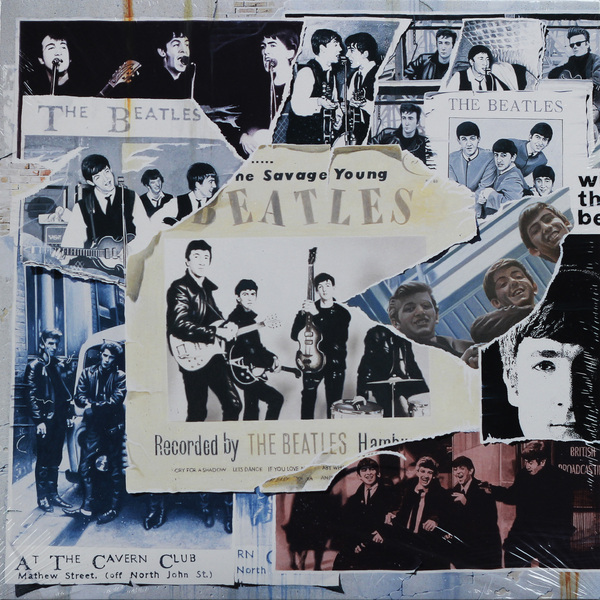 BEATLES  - ANTHOLOGY 1 (3 LP)