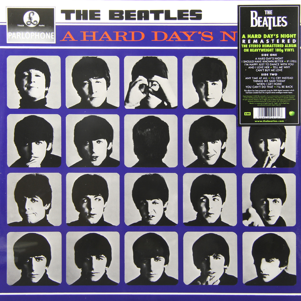 Beatles Beatles - A Hard Day`s Night (180 Gr) frommer s® hawaii from $80 a day
