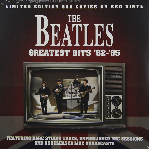 BEATLES BEATLES - GREATEST HITS '62 '65