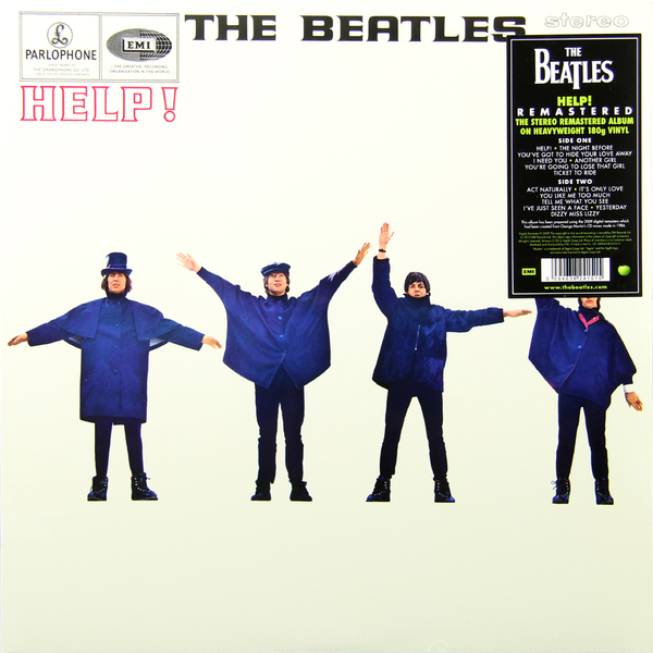 BEATLES BEATLES - HELP! (180 GR) lamp housing for epson elp lp32 elplp32 projector dlp lcd bulb