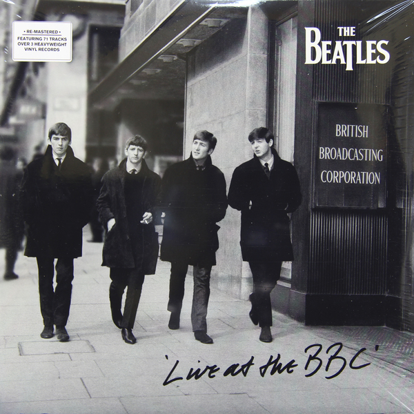 BEATLES BEATLES - LIVE AT THE BBC 1 (3 LP) the beatles the beatles anthology 3 3 lp