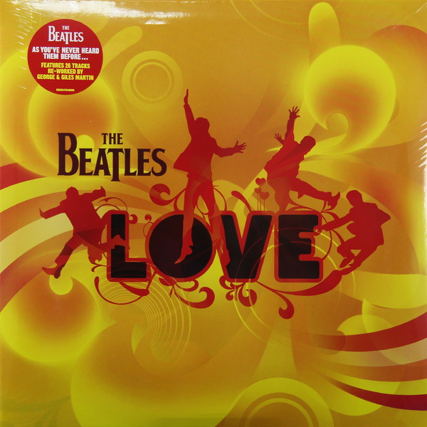 Beatles Beatles - Love (2 LP) beatles beatles sgt pepper s lonely hearts club band 2 lp