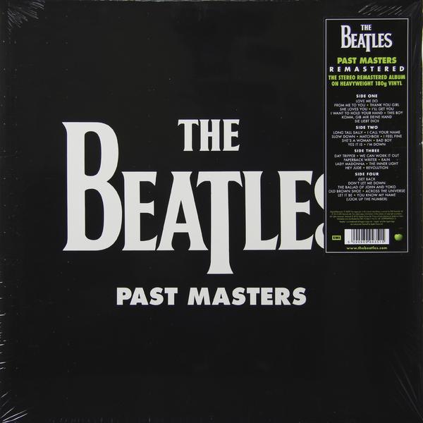 Beatles Beatles - Past Masters (2 LP) aune past printsi poole teel