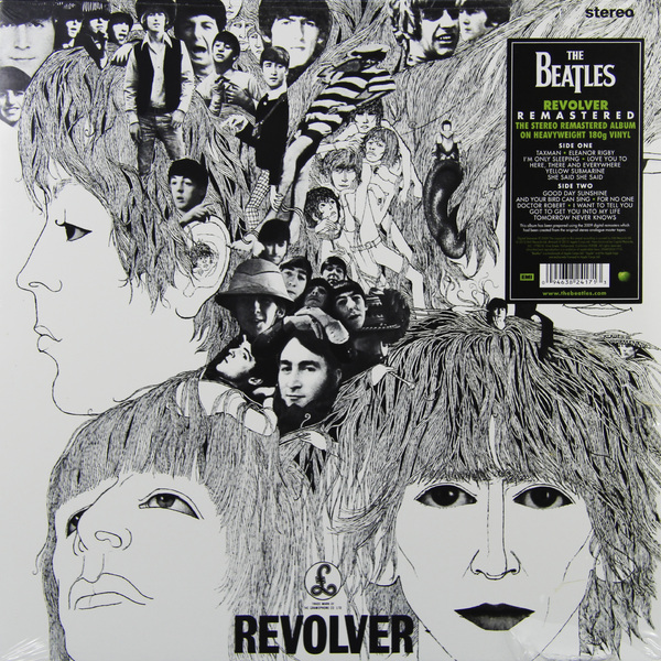 Beatles Beatles - Revolver (180 Gr) guano apes guano apes proud like a god 180 gr colour