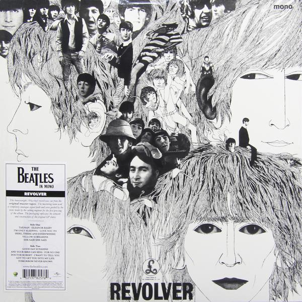BEATLES BEATLES - REVOLVER (MONO)
