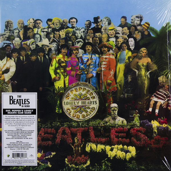 beatles beatles magical mystery tour mono Beatles Beatles - Sgt. Pepper's Lonely Hearts Club Band (mono)