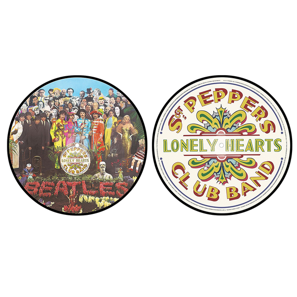 Beatles Beatles - Sgt. Pepper's Lonely Hearts Club Band (picture) the beatles sgt pepper s lonely hearts club band lp