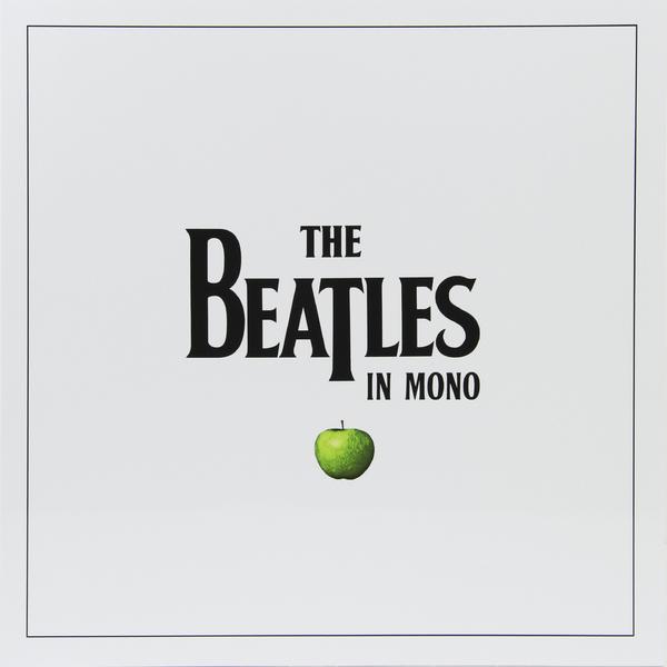 Beatles Beatles - The Beatles In Mono (14 LP) beatles beatles anthology 3 3 lp