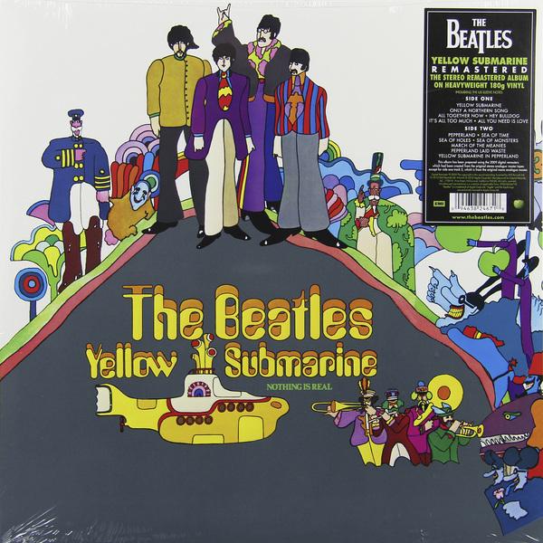 Beatles Beatles - Yellow Submarine (180 Gr) beatles beatles anthology 3 3 lp