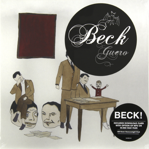 BECK BECK - Guero (180 Gr) guano apes guano apes proud like a god 180 gr colour