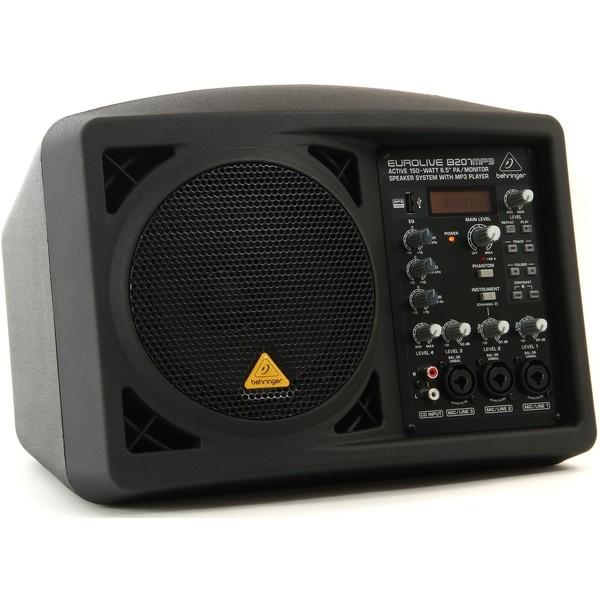 Профессиональная активная акустика Behringer