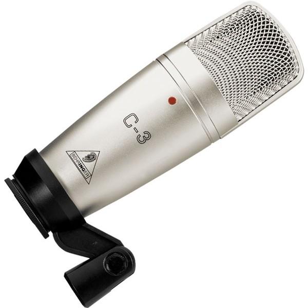 Студийный микрофон Behringer C-3 STUDIO CONDENSER MICROPHONE