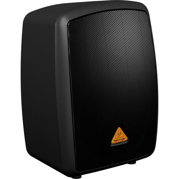 Профессиональная активная акустика Behringer EUROPORT MPA40BT Black активная акустическая система behringer europort eps500mp3