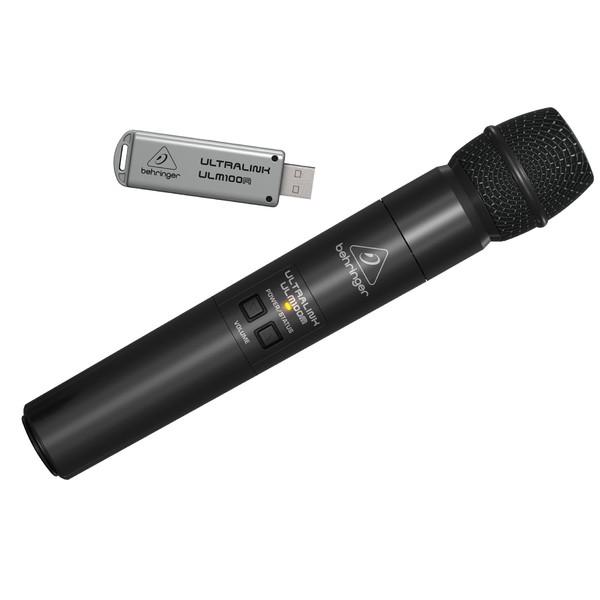 USB микрофон Behringer