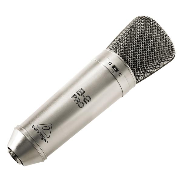 Студийный микрофон Behringer B-2 PRO