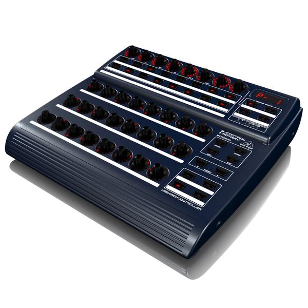 MIDI-контроллер Behringer B-CONTROL ROTARY BCR2000 (уценённый товар) изображение
