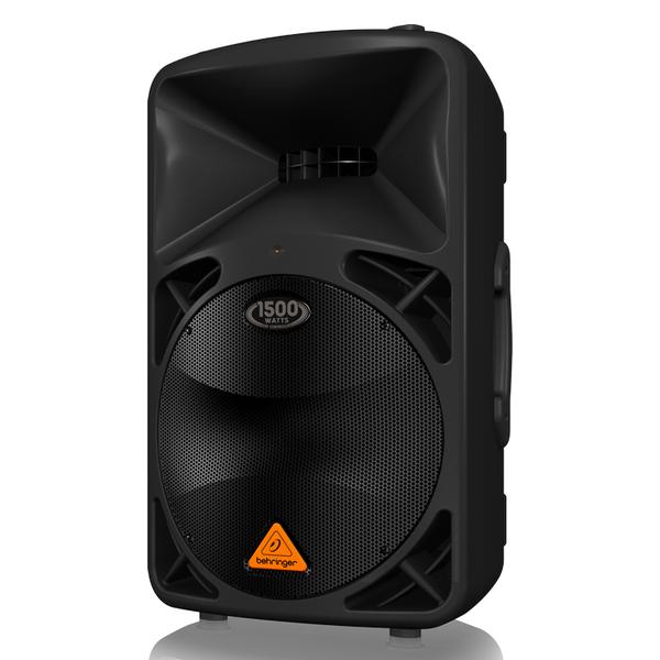 Профессиональная активная акустика BehringerПрофессиональная активная акустика<br>Активная 2-полосная акустическая система. Динамики 1 х 12 , 1 х 1,75. Мощность 1500 Вт. Частотный диапазон 60 Hz - 18 kHz<br>