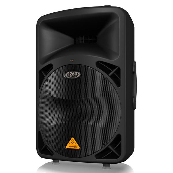 Профессиональная активная акустика BehringerПрофессиональная активная акустика<br>Пара активных акустических систем с огромной выходной мощностью и очень малым весом<br>