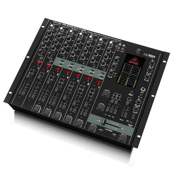 DJ микшерный пульт Behringer