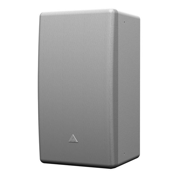 Настенный громкоговоритель BehringerНастенный громкоговоритель<br>Двухполосная пассивная инсталяционная акустическая система, трансформатор для 70/100В линий. Динамики: 6  + 1 . Мощность: 100 Вт RMS, 8 Ом. Частотный диапазон: 69 – 15000 Гц (+/-3Дб)<br>