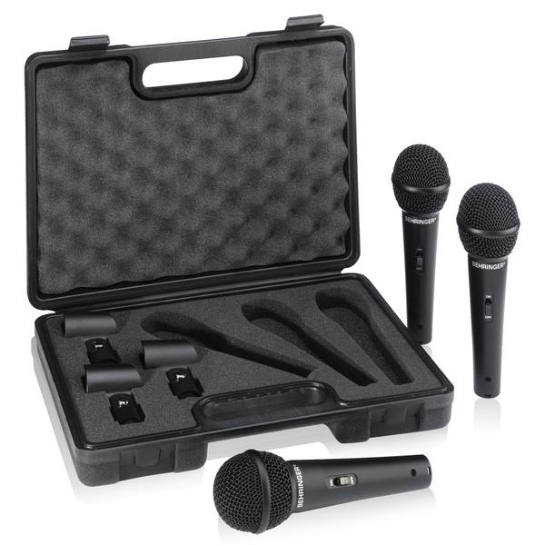 Вокальный микрофон Behringer