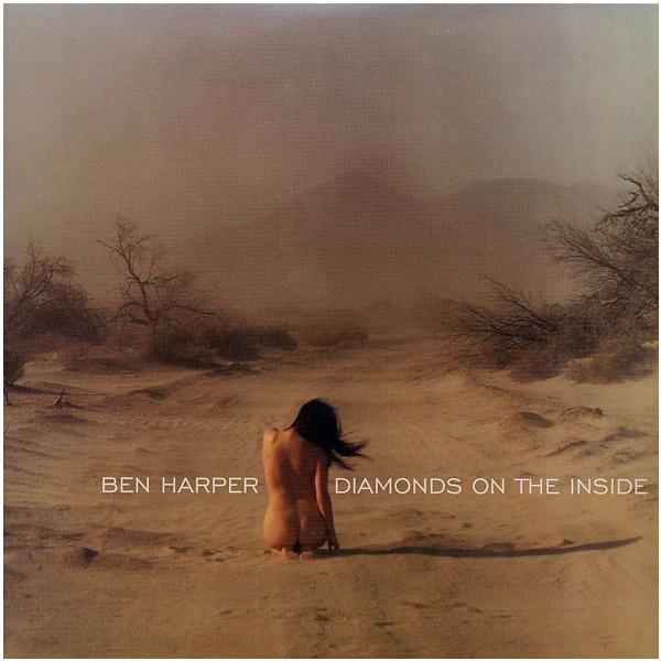 BEN HARPER BEN HARPER - DIAMONDS ON THE INSIDE (2 LP)